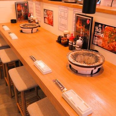 秩父ホルモン焼肉酒場 まる助 北浦和店 店内の画像