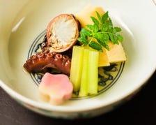 割烹で味わう旬の京料理