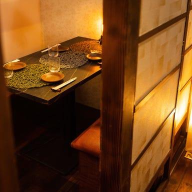 1秒で飲める卓上レモンサワーと比内地鶏 はなこま 品川駅前店  店内の画像
