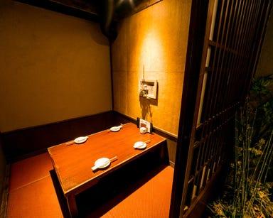 個室居酒屋 永山 ~EIZAN~ 田町 店内の画像
