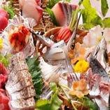 季節素材の美味しさを匠の技で味の技術作品へと昇華