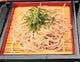 関金町明高産そば粉を使った地元産蕎麦です。