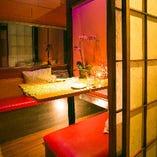 《大人の為の個室席》完全個室居酒屋 江戸小町 新宿西口店 ~寛ぎの個室空間~