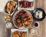 韓国チキン専門店
