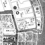 江戸時代の築地・明石町