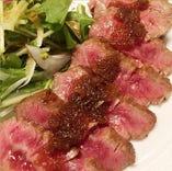 鹿児島黒牛 玉葱醤油焼