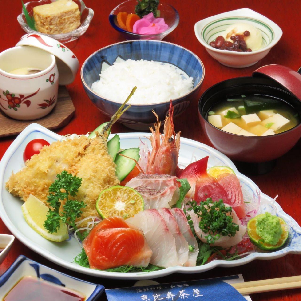 全国の港より仕入れる絶品新鮮魚介類