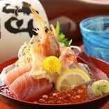 リピート率NO1長崎県平戸漁港*朝獲れ海鮮丼は絶品です。