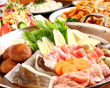 気まぐれ厨房「ごっつ」 大森店 コースの画像