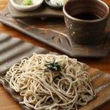 長野で半世紀以上続く老舗『渡辺製麺』より信州蕎麦をお届け