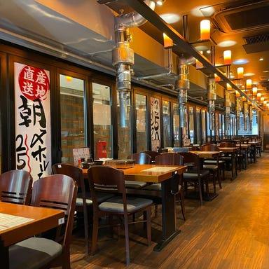 ホルモン・焼肉 金タレ 高田馬場店  店内の画像
