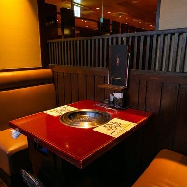 和匠肉料理 松屋 天王寺ミオ店 店内の画像