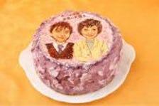 似顔絵・イラストケーキ、承ります。