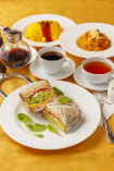 お食事も充実(Open~22:00まで)ドリンクセット200円引き。