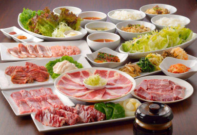 焼肉レストラン ひがしやま 仙台駅前店 こだわりの画像