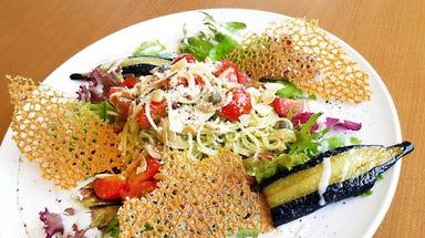 採れたて野菜と健康のレストラン グリノア  こだわりの画像