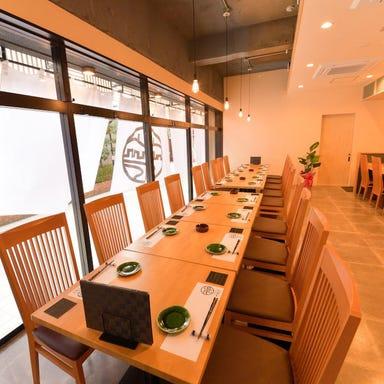日本料理 旬魚旬菜 つむぎ 店内の画像