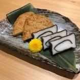 富山県産の練り物