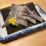 富山県産甘塩するめの昆布焼き