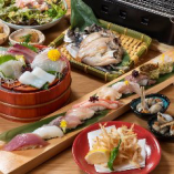 寿司ざんまいコース