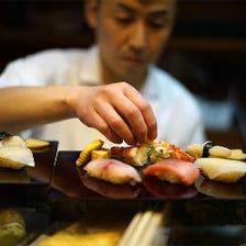 日本海の至宝を匠な技で食す