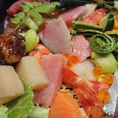 ちらし寿司 2000〜4300円
