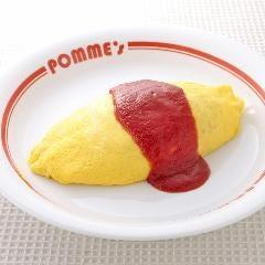 ポムの樹 幸せのオムライス&フレンチトースト ソラリアプラザ店