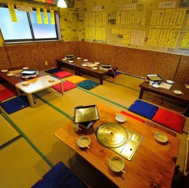 韓国焼肉 マッコリバー 李さんのキムチ  店内の画像