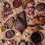 肉の旨味が詰まった本格肉料理をご堪能ください。