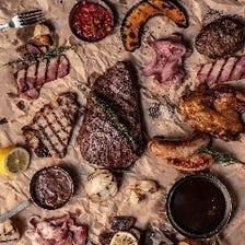 肉汁あふれる本格料理をご提供