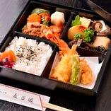 だるまの味をご家庭で。お寿司、天丼、自宅までお届けします。