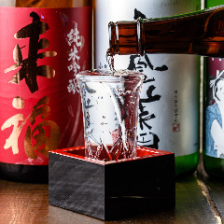 新鮮鮮魚×日本酒のマリアージュ