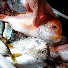 とにかく旨い魚をお客様に届けたい