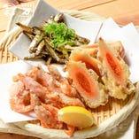 魚の肴盛合せ