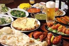 インド・ネパール・タイ料理 YABIN エビン 南太田店