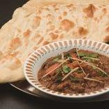 10、南インドのチキンカレーセット -South India Chicken Curry Set-