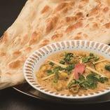 13、シーフードカレーセット -Seafood Curry Set-