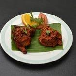 40、チキン 65 /ビハリチキンティッカ -Chicken 65 / Bihari Chicken Tikka-