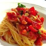 ナポリの高級乾麺Voieloを使用♪デュラム小麦の濃密な香り★