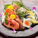 旬の海鮮豊富な三崎漁港直送鮮魚を使用!【神奈川県】