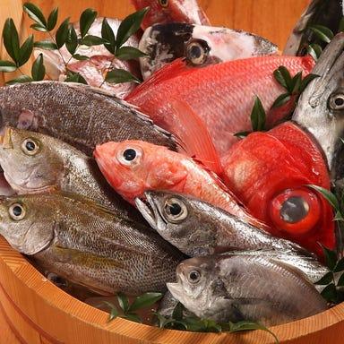 魚匠 銀平 KITTE丸の内店 こだわりの画像
