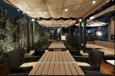 10th Terrace Rooftop BBQ 渋谷  店内の画像