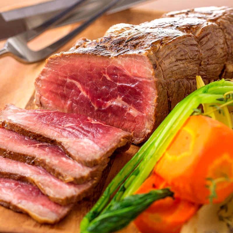 ★忘年会特別プラン★オーガニック野菜やカニ味噌のアヒージョ、国産牛のローストなど全7品