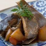 【和食】おしながきは月替わりとなります。