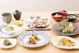 【お食い初め 雅会席】お食い初め膳・鯛の浜焼きサービス