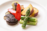 鉄板焼き野菜色々