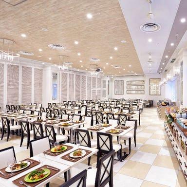 ザ パーク フロント ホテル ブッフェダイニング「アーカラ」 店内の画像