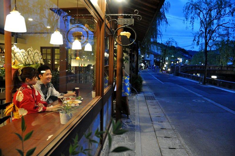 城崎町家地ビールレストラン グビガブ
