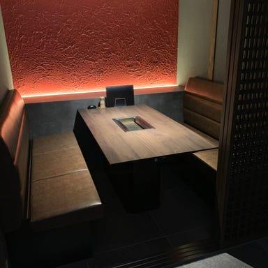 ヤキニク甲  京都蛸薬師店  店内の画像