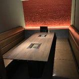 【1階個室|8名様×1】涼しいお部屋で焼き肉宴会